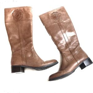 FRANCO SARTO Christine brown riding boots